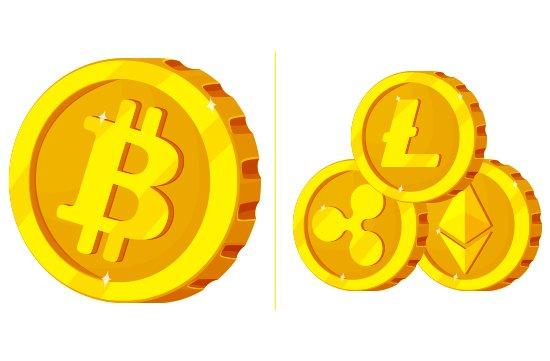 Perbedaan Altcoin dengan Bitcoin