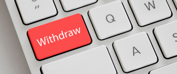 Withdraw fund from Coinomo